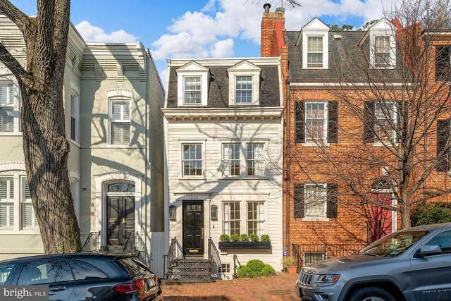 1232 30TH Street NW, WASHINGTON, DC 20007 (#DCDC514892) :: Realty One Group Performance