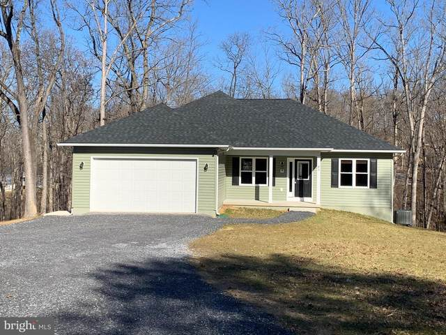 Lot 42 Hobbs Nob, FRONT ROYAL, VA 22630 (#VAWR143174) :: Network Realty Group