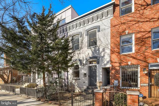 1314 5TH Street NW, WASHINGTON, DC 20001 (#DCDC514896) :: John Lesniewski | RE/MAX United Real Estate