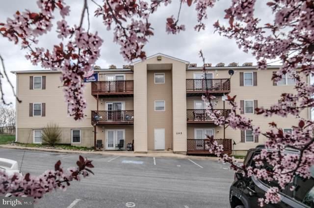 245-K-12 Brandy Court, STRASBURG, VA 22657 (#VASH121902) :: Talbot Greenya Group