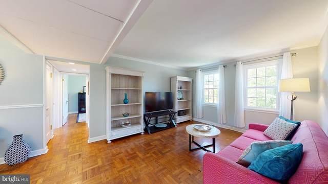 6607 Potomac Avenue B2, ALEXANDRIA, VA 22307 (#VAFX1190480) :: Nesbitt Realty