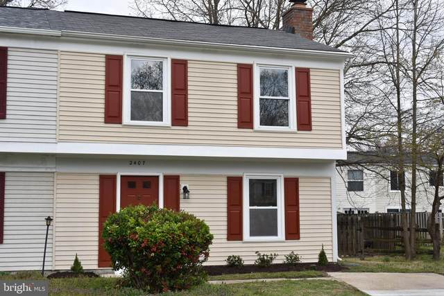 2407 Ferrell Court, WALDORF, MD 20602 (#MDCH223268) :: Network Realty Group