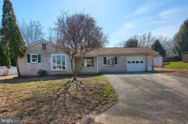 1260 Homewood Road, YORK, PA 17402 (#PAYK155600) :: The Joy Daniels Real Estate Group