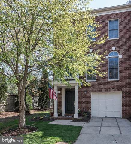 4021 Heatherstone Court, FAIRFAX, VA 22030 (#VAFX1190486) :: Debbie Dogrul Associates - Long and Foster Real Estate