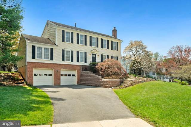 2 Bostwick Court, NORTH POTOMAC, MD 20878 (#MDMC751122) :: ROSS | RESIDENTIAL
