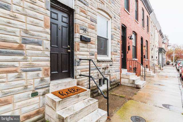 14 S Curley Street, BALTIMORE, MD 21224 (#MDBA545462) :: Berkshire Hathaway HomeServices McNelis Group Properties