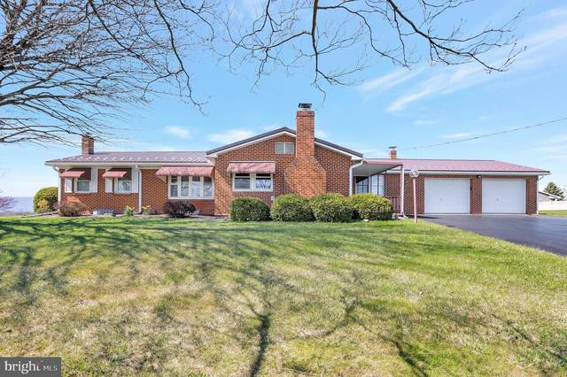 7487 Smith Road, CHAMBERSBURG, PA 17202 (#PAFL178922) :: Advance Realty Bel Air, Inc