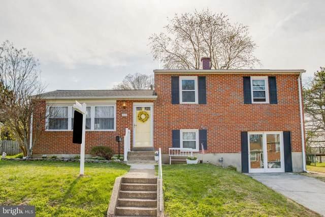 212 Worthmont Road, BALTIMORE, MD 21228 (#MDBC524224) :: Corner House Realty