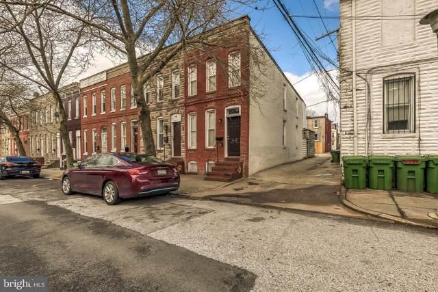 1118 Cleveland Street, BALTIMORE, MD 21230 (#MDBA545464) :: Colgan Real Estate