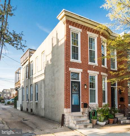 500 E Randall Street, BALTIMORE, MD 21230 (#MDBA545468) :: Bruce & Tanya and Associates