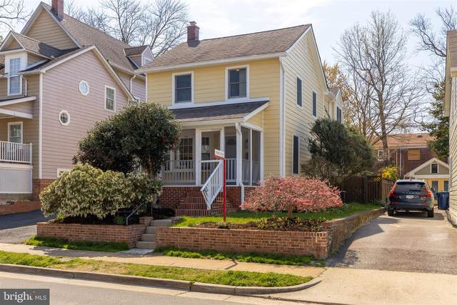 31 E Linden Street, ALEXANDRIA, VA 22301 (#VAAX257960) :: Lucido Agency of Keller Williams