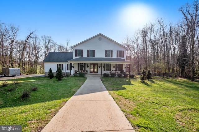 1151 Shaffersville Road, MOUNT AIRY, MD 21771 (#MDHW292412) :: Realty One Group Performance