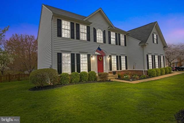 6201 Haw Branch Court, MANASSAS, VA 20112 (#VAPW518632) :: SURE Sales Group