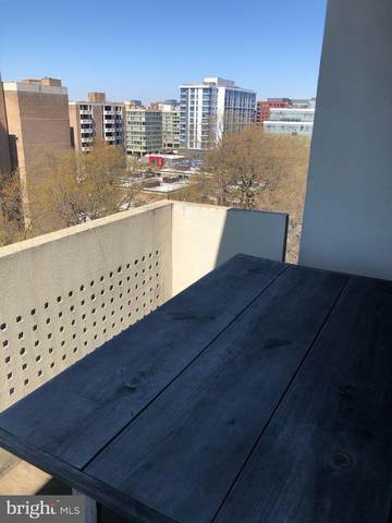 1250 4TH Street SW W808, WASHINGTON, DC 20024 (#DCDC514920) :: The Redux Group