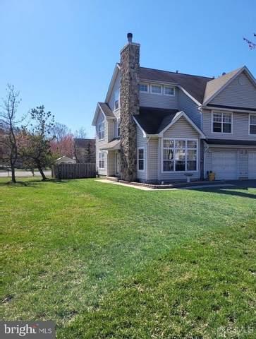 1 Barnsdale Drive, CRANBURY, NJ 08512 (#NJME310114) :: Holloway Real Estate Group