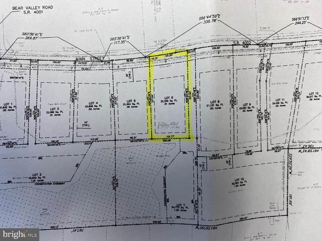 Lot 6 Main Street, FORT LOUDON, PA 17224 (#PAFL178926) :: The Redux Group