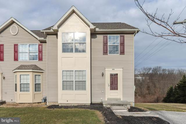 492 Pumping Station Road, HANOVER, PA 17331 (#PAYK155602) :: ExecuHome Realty