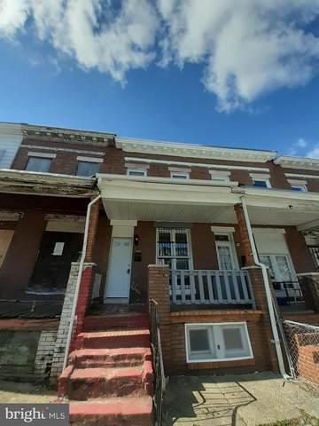 1705 Montpelier Street, BALTIMORE, MD 21218 (#MDBA545470) :: Dart Homes