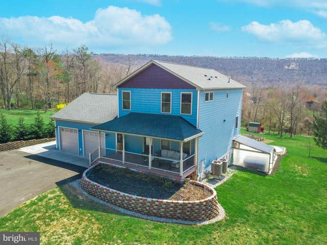 213 Atwood Drive, GERRARDSTOWN, WV 25420 (#WVBE184830) :: Crossman & Co. Real Estate