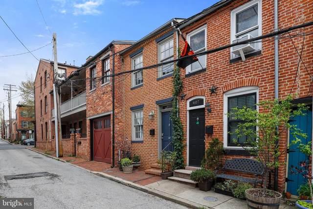 405 S Chapel Street, BALTIMORE, MD 21231 (#MDBA545474) :: Revol Real Estate