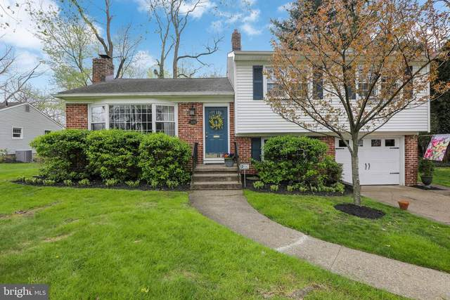 309 Covered Bridge Road, CHERRY HILL, NJ 08034 (#NJCD416496) :: Keller Williams Real Estate