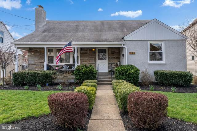 225 Tulpehocken Avenue, ELKINS PARK, PA 19027 (#PAMC687754) :: The Mike Coleman Team