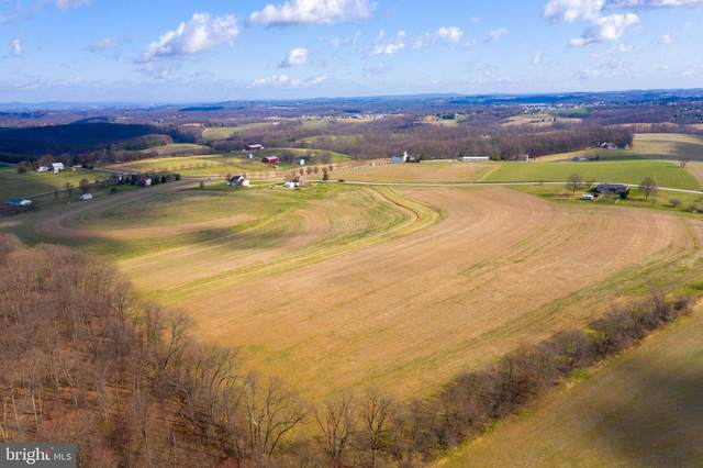 47 ACRES Yellow Church Road, SEVEN VALLEYS, PA 17360 (#PAYK155610) :: The Joy Daniels Real Estate Group