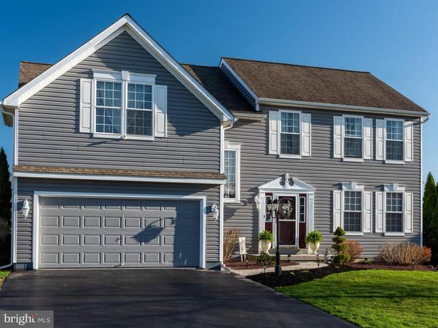 120 Watch Hill Road, COATESVILLE, PA 19320 (#PACT532718) :: Jason Freeby Group at Keller Williams Real Estate