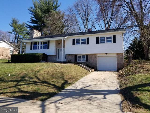 705 Idlewild Road, BEL AIR, MD 21014 (#MDHR258286) :: ExecuHome Realty