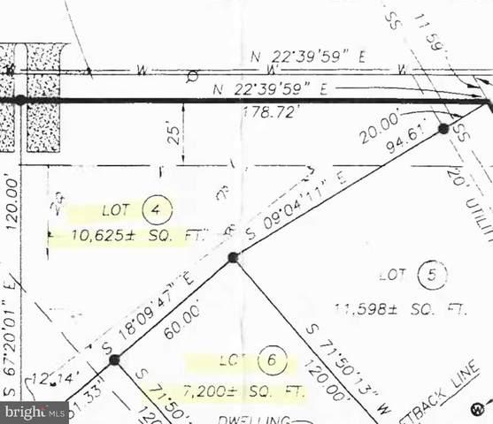 Lot #4 Bedford Street S, GEORGETOWN, DE 19947 (#DESU180330) :: Dawn Wolf Team