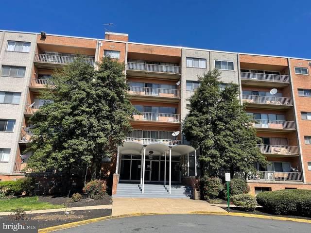 5851 Quantrell Avenue #412, ALEXANDRIA, VA 22312 (#VAAX257966) :: Debbie Dogrul Associates - Long and Foster Real Estate