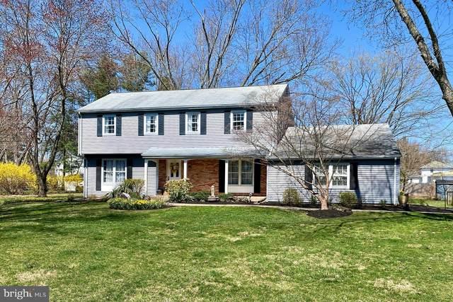 15 Larkspur Lane, LAWRENCE TOWNSHIP, NJ 08648 (#NJME310130) :: Linda Dale Real Estate Experts
