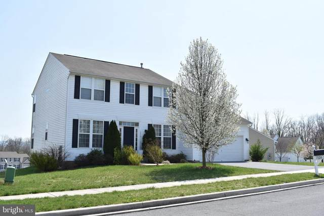 1038 Brill Way, HAGERSTOWN, MD 21742 (#MDWA178776) :: Bruce & Tanya and Associates