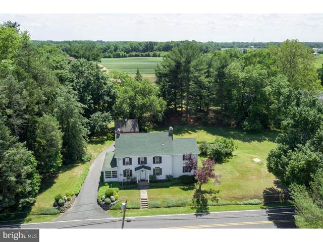 16 White Pine Road, CHESTERFIELD, NJ 08515 (#NJBL394526) :: Colgan Real Estate
