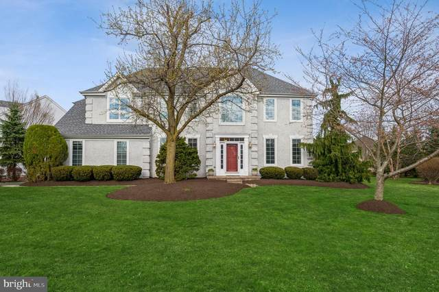 2 Shadow Drive, PRINCETON JUNCTION, NJ 08550 (#NJME310132) :: Holloway Real Estate Group