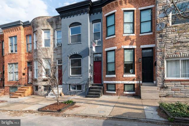 3230 E Baltimore Street, BALTIMORE, MD 21224 (#MDBA545504) :: Colgan Real Estate