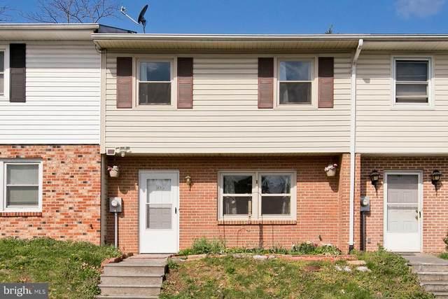 105 Ash Hollow Drive, WINCHESTER, VA 22602 (#VAFV163222) :: Colgan Real Estate