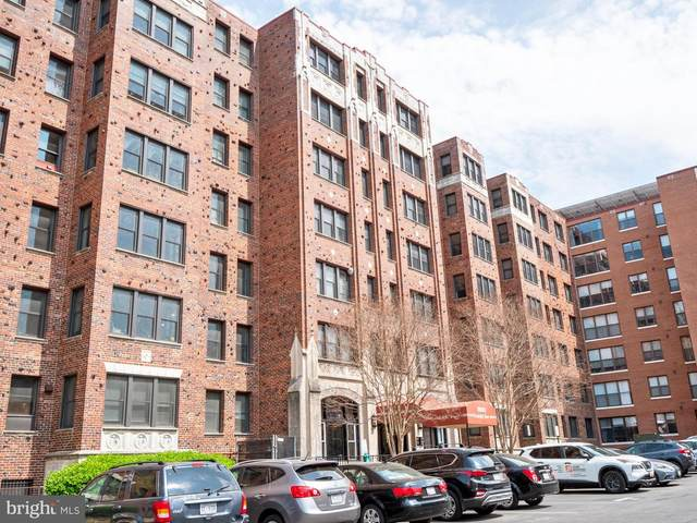 3900 14TH Street NW #405, WASHINGTON, DC 20011 (#DCDC514976) :: Gail Nyman Group