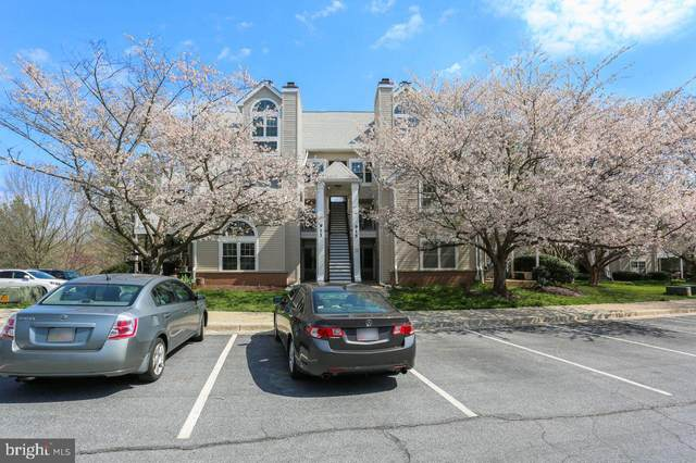913 Hillside Lake Terrace #411, GAITHERSBURG, MD 20878 (#MDMC751178) :: Gail Nyman Group