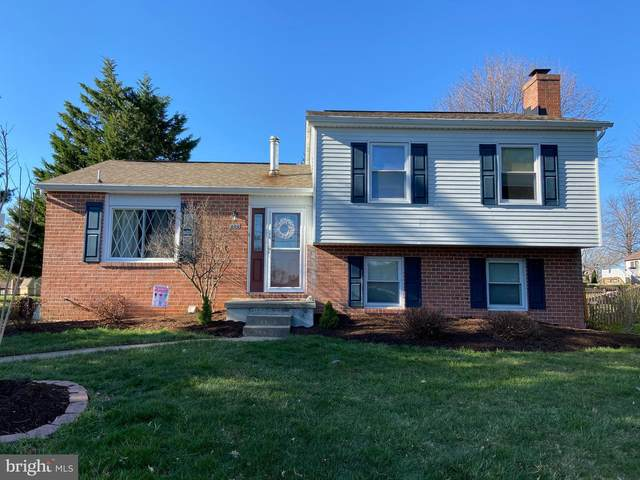 806 Uniontown Road, WESTMINSTER, MD 21158 (#MDCR203512) :: Advance Realty Bel Air, Inc