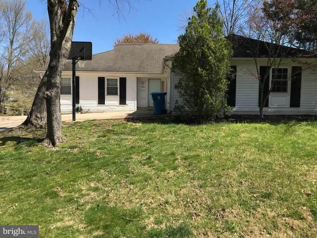 7910 Double Creek Court, SPRINGFIELD, VA 22153 (#VAFX1190626) :: Debbie Dogrul Associates - Long and Foster Real Estate