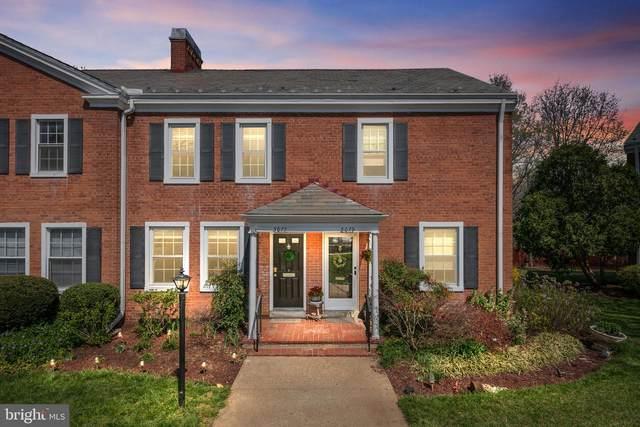 3077 S Woodrow Street, ARLINGTON, VA 22206 (#VAAR178942) :: Dart Homes