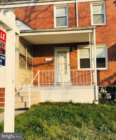 3714 Greenvale Road, BALTIMORE, MD 21229 (#MDBA545528) :: The MD Home Team