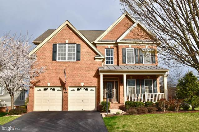 4697 Glass Mountain Way, HAYMARKET, VA 20169 (#VAPW518678) :: Realty One Group Performance
