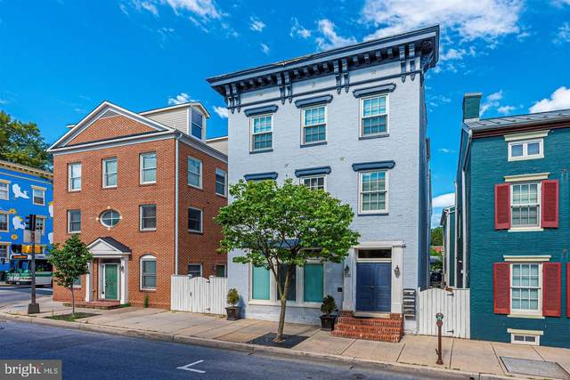 135 S Market Street C, FREDERICK, MD 21701 (#MDFR280058) :: Crossman & Co. Real Estate