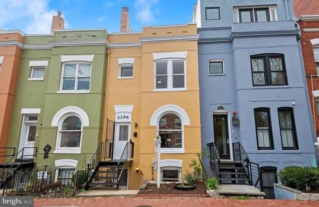 2296 Champlain Street NW, WASHINGTON, DC 20009 (#DCDC515018) :: Colgan Real Estate