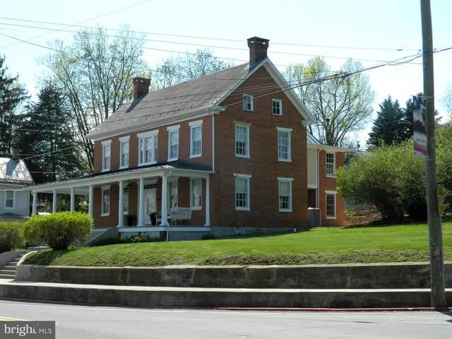 201 N Main Street, WOODSBORO, MD 21798 (#MDFR280064) :: Dart Homes