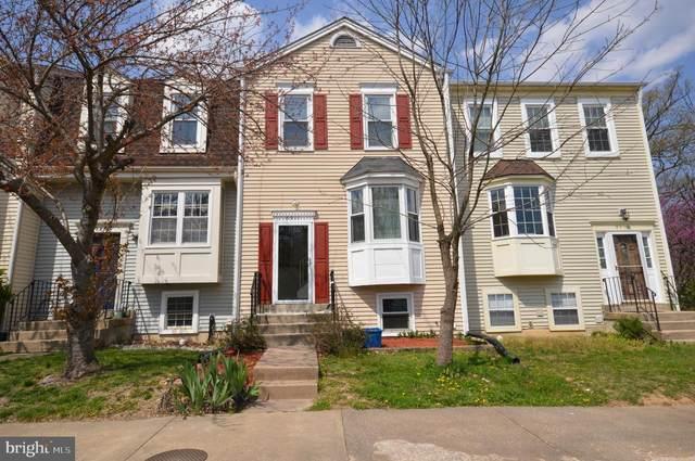 8911 Waites Way, LORTON, VA 22079 (#VAFX1190674) :: Debbie Dogrul Associates - Long and Foster Real Estate