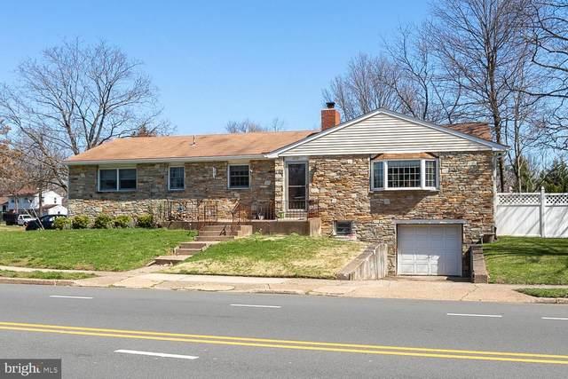 2259 Spruce Street, EWING, NJ 08628 (MLS #NJME310154) :: The Sikora Group