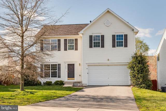 242 Flagstaff Circle, MARTINSBURG, WV 25405 (MLS #WVBE184846) :: Maryland Shore Living | Benson & Mangold Real Estate